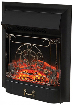 Электроочаг ROYAL-FLAME Majestic FX Black (RB-STD3BLFX)
